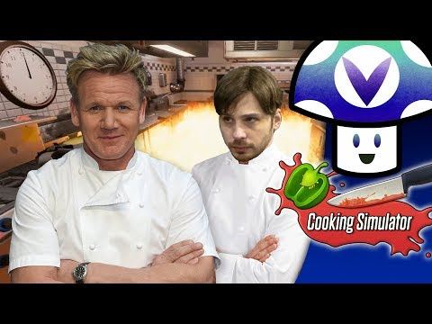 [Vinesauce] Vinny - Cooking Simulator (PART 1?)