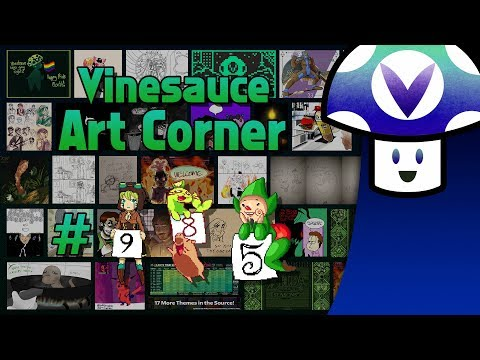 [Vinebooru] Vinny - Vinesauce Art Corner (PART 985)