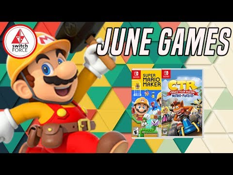 MUST PLAY Switch Games of June 2019 - What To Buy!!