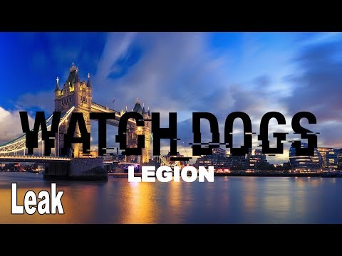 Watch Dogs Legion Leaked by Amazon [HD 1080P]