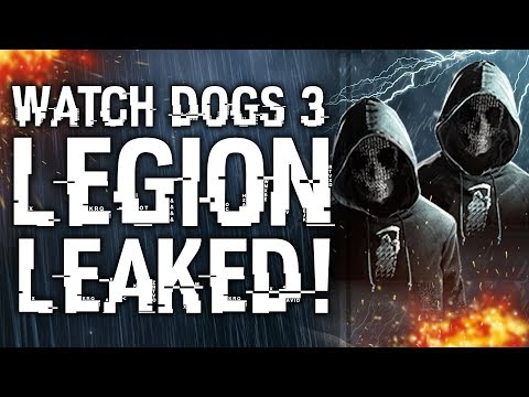 Watch Dogs 3: Legion Leaked! Control ANY NPC in Futuristic London! New Gameplay Info!