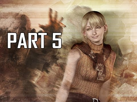 Resident Evil 4 Remastered Gameplay Walkthrough Part 5 - Ashley Graham (RE4 Let's Play Commentary)