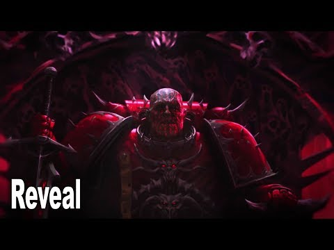 Battlefleet Gothic: Armada 2 - Chaos Campaign Expansion Reveal Teaser [HD 1080P]