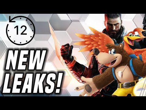 Nintendo E3 2019 Direct Leaks! EXTRA LONG SHOW + NEW SWITCH GAMES?
