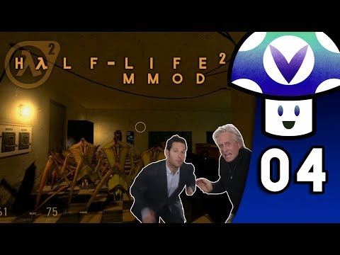 [Vinesauce] Vinny - Half-Life 2: MMod (PART 4)