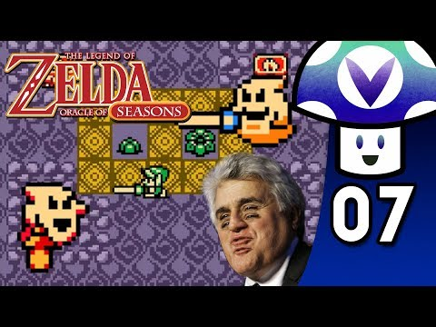 [Vinesauce] Vinny - The Legend of Zelda: Oracle of Seasons (PART 7)
