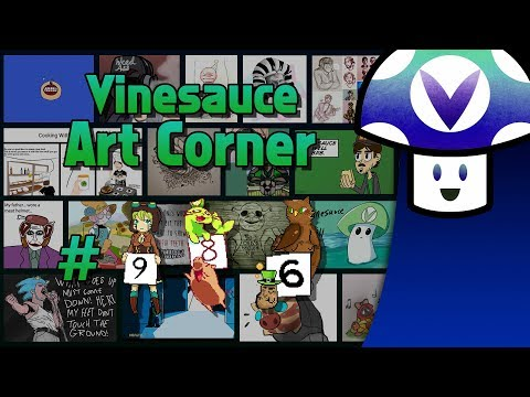 [Vinebooru] Vinny - Vinesauce Art Corner (PART 986)