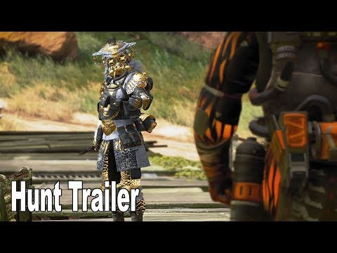 Apex Legends - Legendary Hunt Trailer [HD 1080P]