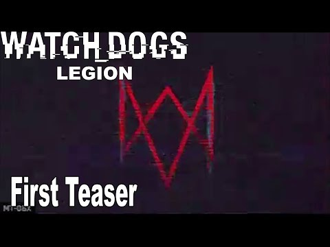 Watch Dogs Legion - First Teaser [HD 1080P]