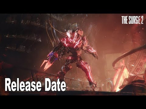 The Surge 2 Release Date and Screenshots Revealed [HD 1080P]