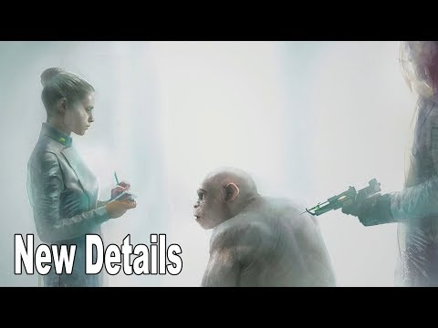 Beyond Good and Evil 2 - New Details and Concept Art [HD 1080P]