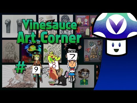 [Vinebooru] Vinny - Vinesauce Art Corner (PART 987)