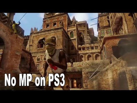 Uncharted and The Last of Us Multiplayer on the PS3 Shutting Down Later This Year [HD 1080P]