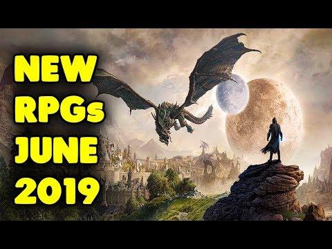 Top 13 NEW RPGs Of JUNE 2019