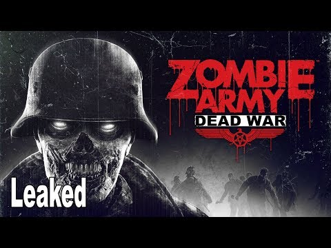 Zombie Army 4: Dead War Leaked by Amazon [HD 1080P]