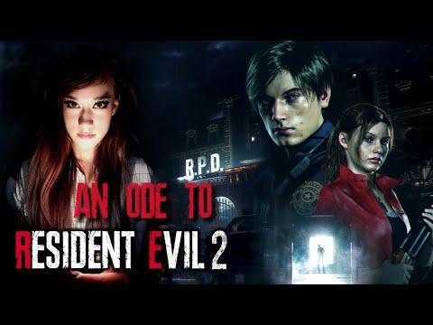 An Ode to Resident Evil 2 (poem reading) - Tofu ft. Marz & NukaEle
