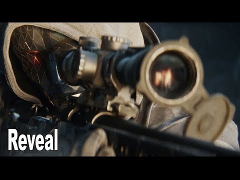 Sniper Ghost Warrior Contracts - Reveal Trailer [HD 1080P]