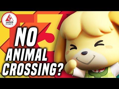 Animal Crossing MISSING From Nintendo E3 2019 Plan?!