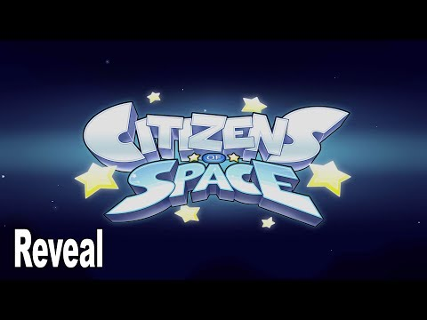 Citizens of Space - Reveal Trailer [HD 1080P]