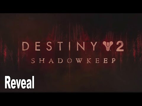 Destiny 2 Shadowkeep - Cinematic Reveal Trailer [HD 1080P]