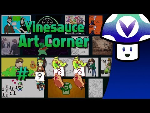 [Vinebooru] Vinny - Vinesauce Art Corner (PART 988)