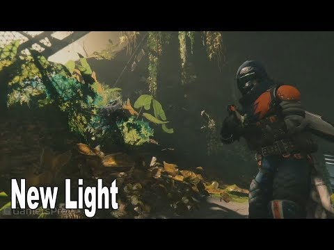 Destiny 2 - New Light Details [HD 1080P]