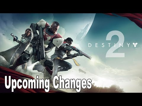Destiny 2 - New Details, New Light Free, No Exclusive Content and Upcoming Changes [HD 1080P]