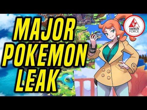 MAJOR Pokemon Sword Leak Seems Very Real + CRAZY NEW INFO!