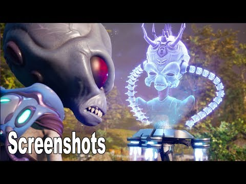 Destroy All Humans! Remake Screenshots Released and Release Date Revealed [HD 1080P]