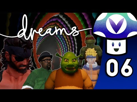 [Vinesauce] Vinny - Dreams (PART 6)