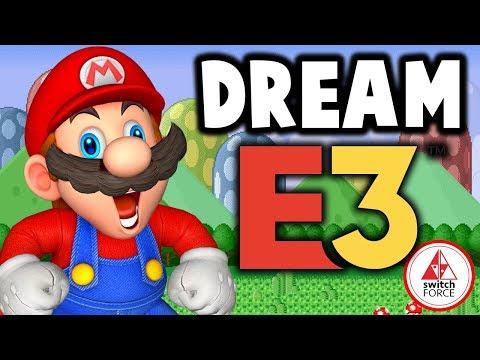 Nintendo Switch E3 2019: DREAM GAME ANNOUNCEMENTS