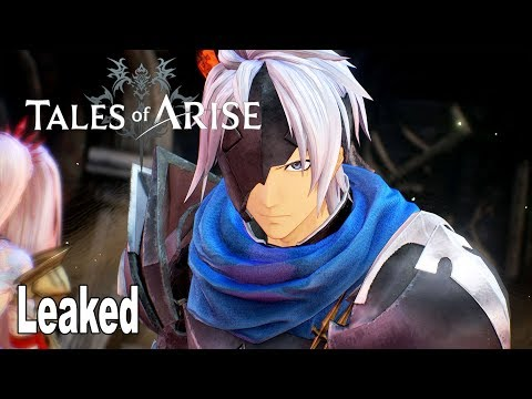 Tales of Arise Leaked by Bandai Namco [HD 1080P]