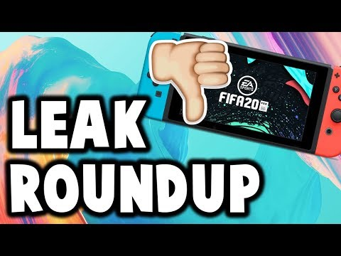 NEW Switch E3 LEAKS! Big Ports + Bad News!