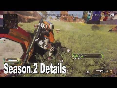 Apex Legends - Season 2 Details E3 2019 [HD 1080P]
