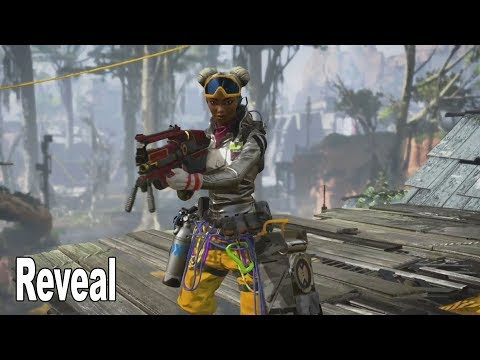 Apex Legends - L-Star Weapon Reveal Trailer [HD 1080P]