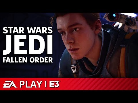 Star Wars: Jedi Fallen Order - Climactic Action Packed Fight Scene