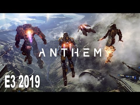 Anthem At EA Play 2019 E3 2019 [HD 1080P]