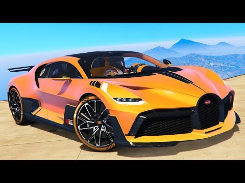 NEW $6,000,000 BUGATTI DIVO! (GTA 5 Mods)