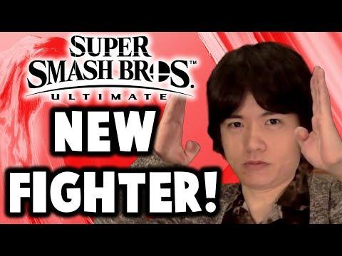 SAKURAI CONFIRMS NEW FIGHTER AT E3 2019!