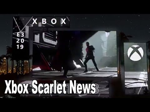 Xbox Scarlet News at Xbox's E3 2019 Presentation [HD 1080P]