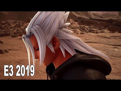 Kingdom Hearts III - Re:Mind DLC Trailer E3 2019 [HD 1080P]