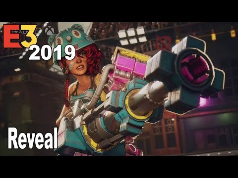 Bleeding Edge - Reveal Trailer E3 2019 [HD 1080P]
