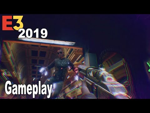 The Outer Worlds - E3 2019 Gameplay Trailer [HD 1080P]