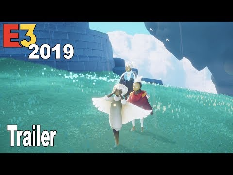 Sky: Children of the Light - Reveal Trailer E3 2019 [HD 1080P]