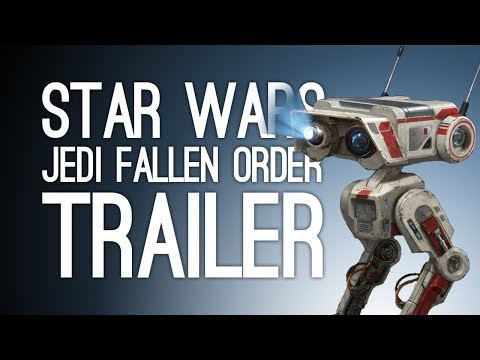 Jedi Fallen Order Trailer: Star Wars Jedi Fallen Order Gameplay Trailer from E3 2019