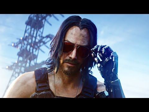 CYBERPUNK 2077 - E3 2019 Cinematic Trailer (Microsoft Conference)