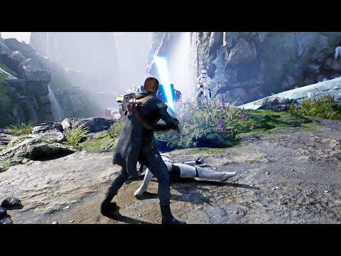 Star Wars Jedi: Fallen Order - E3 2019 Trailer (Microsoft Conference)