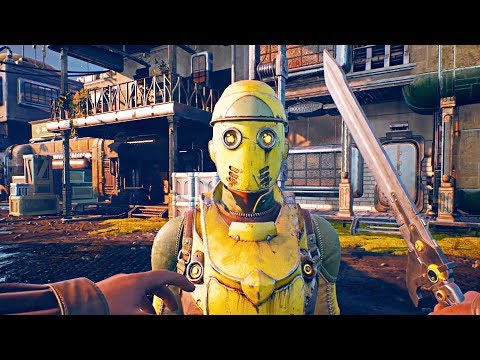 The Outer Worlds - E3 2019 Trailer (E3 2019 Microsoft Conference)