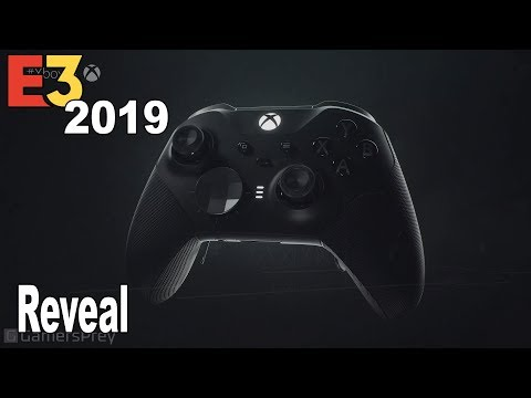 Xbox One Elite Series 2 - E3 2019 Reveal Trailer [HD 1080P]
