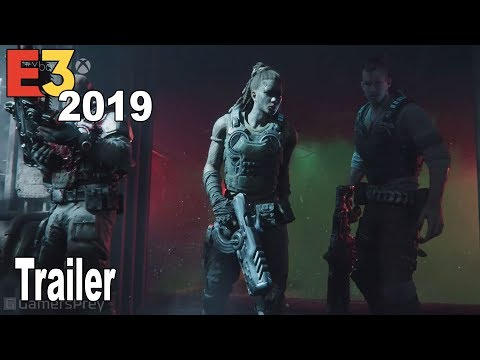 Gears 5 Escape - E3 2019 Reveal Trailer [HD 1080P]